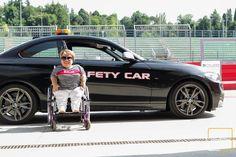 Un giro all'Autodromo Ferrari #safetycar #ilovemylife #imola
