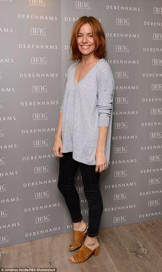 Sienna Miller - At the launch of Nine By Savannah Miller For Debenhams in London.  (8 September 2015)