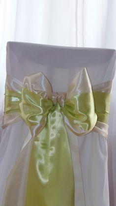 Green & cream