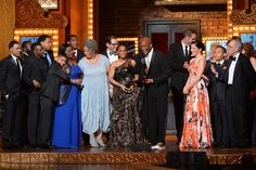 Director Kenny Leon accepts the award for Best Revival of a Play for 'A Raisin in the Sun' onstage during the 68th Annual Tony Awards at Radio City Music Hall on June 8, 2014 in New York City.  Credit: Getty Images for Tony Awards Pro