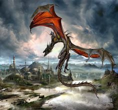 Dragon & Warrior