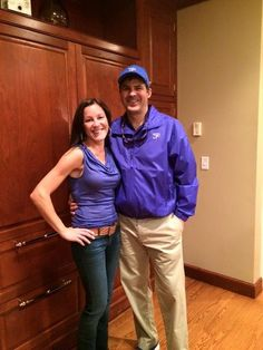 Coach Taylor and Tami Taylor Friday Night Lights couples Halloween costume