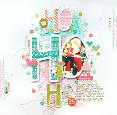 Bella Blvd Holly Jolly Christmas Collection | Ho Ho Ho by Missy Whidden
