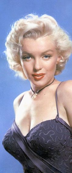 Marilyn. Photo by Frank Powolny, 1953.