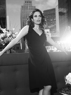 Tina Fey, the queen of comedy. I love her writing and acting. Inspiration to all women!