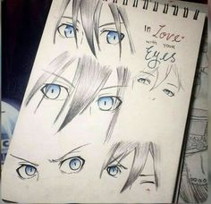 Like everyone is in love with those eyes.