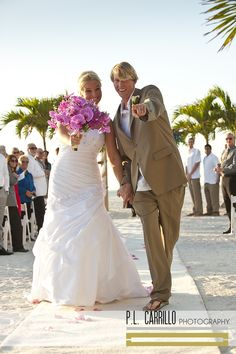 Grand Plaza Hotel Wedding •  Cute couple photo.