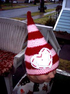 Enchanting Elf Hat by karenswimmer on Etsy, $28.00