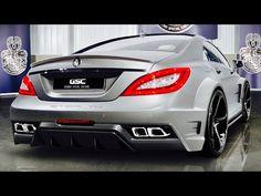 TOP 5 FASTEST Mercedes Benz AMG Sedan 2018 - YouTube