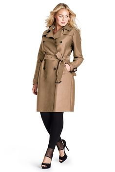 MYNT 1792 Belted Trench Coat