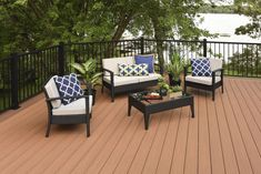 Order up to five free samples of TimberTech decking, railing, porch or pavers to get an accurate sense of our advanced composite materials, textures & colors. Outdoor Spaces, Outdoor Living, Outdoor Decor, Composite Deck Railing, Timbertech Decking, Mahogany Decking, Black Railing, Deck Colors, Cedar Deck