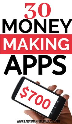 Looking for apps to earn you money? Here's a list of the best money making apps that pay cash or gift cards. Top money apps for Earn More Money, Earn Money From Home, Way To Make Money, Earning Money, How To Make, Apps That Pay You, Survey Sites That Pay, Easy Online Jobs, Online Jobs From Home
