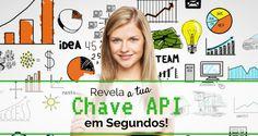 Revela a Tua Chave API em Segundos