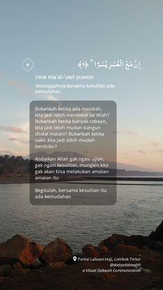 Best Islamic Quotes, Muslim Love Quotes, Islamic Inspirational Quotes, Quran Verses, Quran Quotes, Faith Quotes, Life Quotes, Reminder Quotes, Self Reminder
