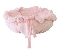 Swirls Flower Bed  Handmade in the USA