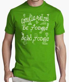 Camiseta Escuela Pública