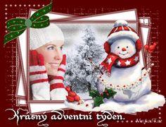 vanoce_adventni_prani Advent, Merry Christmas, Merry Little Christmas, Wish You Merry Christmas
