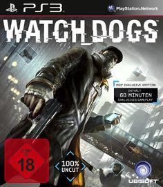 Watch Dogs (Bonus Edition) - [PlayStation 3]: Amazon.de: Games