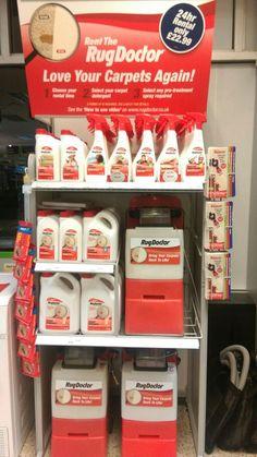 On Display Pinterest Rug Doctor Tesco Supermarket And Tv