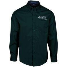Hustle Until - Port Authority Men's LS Dress Shirt