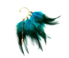 The Mocking Bird Ear Cuff by Ises.K Jewelry available on: http://www.simplecastle.com/product-details.asp?id=609