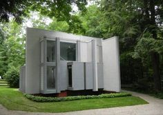 Peter Eisenman's Experimental 'House VI' Listed for $1.4M | South Salem Real Estate