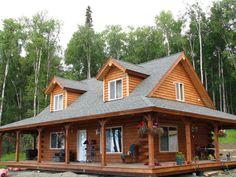 My Alaskan dream cabin