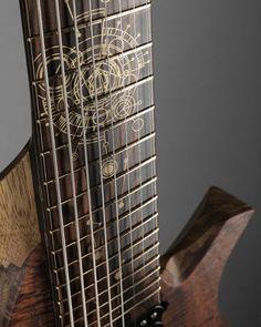 """Simon Padalka on Instagram: """"Some more of the latest Saturn #padalkaguitars #guitars #customguitars #boutiqueguitars #headlessguitars"""""""