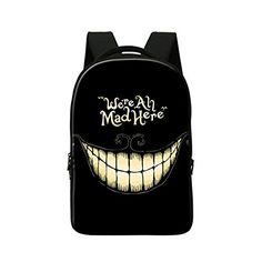 Creativebags Skull Laptop Backpacks School Bags for Teens Boys Girls Men and Women Travel ** Want to know more, click on the image.