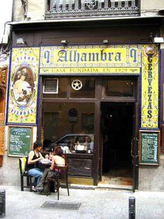 Bar Alhambra | Madrid