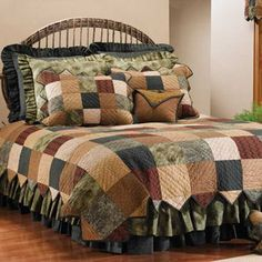 Earth Patch Bedding By Donna Sharp Bedding
