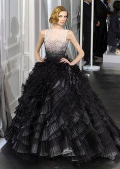 Christian Dior Haute Couture Abito