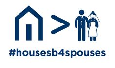Houses Before Spouses? (an interesting article on current trends) #ggda