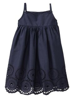 Eyelet dress Product Image