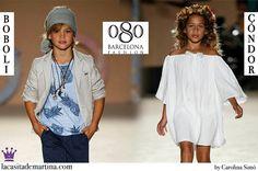 Hello! Ayer tuvieron lugar en 080 Barcelona los dos únicos desfiles de moda infantil. Estaba previsto que asistiera, la huelga de controladores aéreos de Francia fue el motivo de la cancelación d...