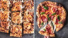 Lise Finckenhagens pizzaspesial: Italiensk pizza, vegetarpizza og langpannepizza Vegetable Pizza, Lisa, Vegetables, Food, Pineapple, Veggies, Essen, Vegetable Recipes, Yemek