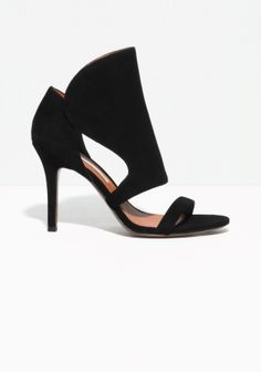 & Other Stories | Suede Sandals