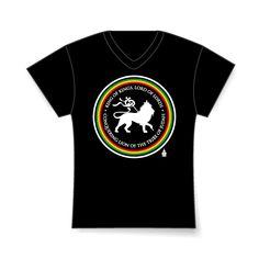 King of Kings, Lord of Lord, Reggae T Shirt by www.onedropwear.com #reggae #rasta