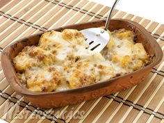 Casserole Recipes, Meat Recipes, Cooking Recipes, Healthy Recipes, Recipies, Croatian Recipes, Hungarian Recipes, Quiche Muffins, Vegetable Casserole