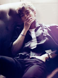 T.O.P (탑) for Harpers Bazar (December 2011)