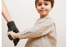 With their cute and cozy Hug-Me Sweater and Squeeze-Me Mittens, New York eco children's outfitter Oeuf encourages cuddling during the cold winter season. Sweater Mittens, Baby Mittens, Mitten Gloves, Sweaters, Online Diary, Hug Me, Disney Family, Leg Warmers, Cuddling