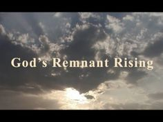 God's Remnant Rising (New Gospel Song)