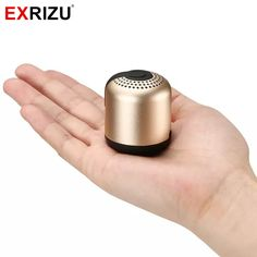 EXRIZU Q11 Super Mini Bluetooth Portable Speaker Music Audio Player for iPhone 6 6s 7 Plus for Xiaomi Huawei Meizu Lenovo Phone #Affiliate