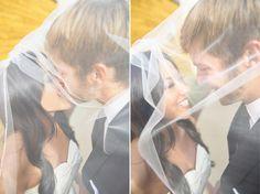 Beautiful bride + groom portraits   Half Full Photography
