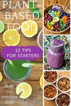 Make your transition towards a plant-based #vegan #diet easy with our 12 #Tips for Beginners!