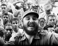 Fidel Castro, Cuban Leader, Viva Cuba, Modern History, Revolutionaries, Mad Men, Old Photos, Che Guevara, The Past