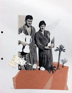 > un collage reversible - Escuela de Cebras