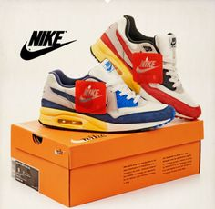 Vintage Nikes.