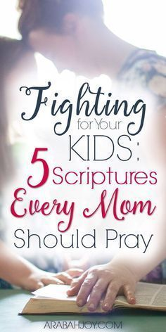 Bible Verses to Live By:Amazing way to pray for your children using God's Word! Prayer For My Children, Prayer For You, Moms In Prayer, Bible Quotes For Children, Bible Verses About Family, Bible Verse For Moms, Childrens Prayer, Family Prayer, Children Reading