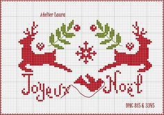 Joyeux Noël | FREEBIES | ATELIER LAURA